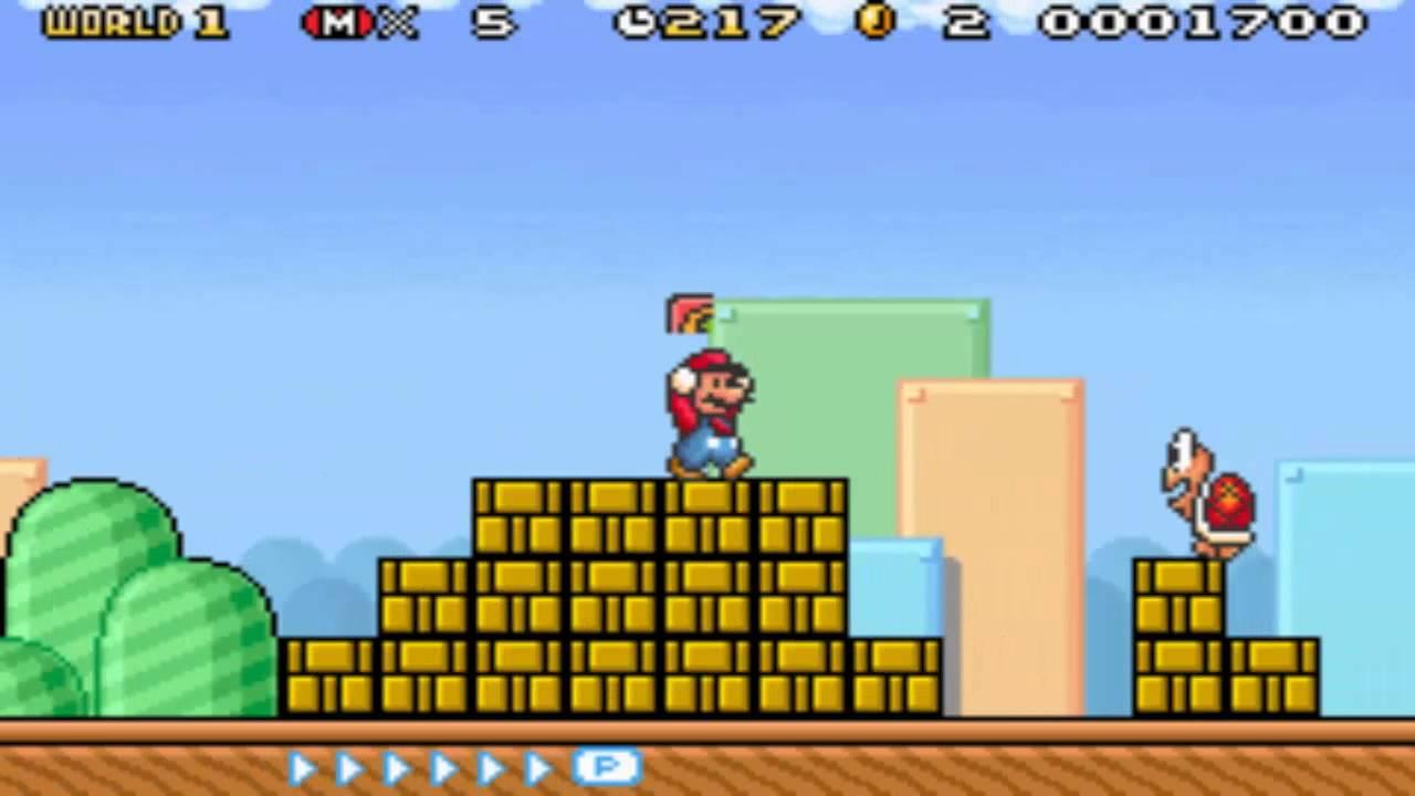 <b>Super Mario Bros</b>. <b>3</b> (GBA) - Leftover <b>Code</b> from <b>Super Mario Bros</b>. 2 ...