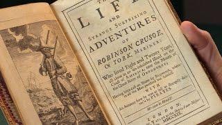 The Life and Strange Surprizing Adventures of Robinson Crusoe, of York, Mariner: Daniel Defoe