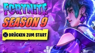 Fortnite SEASON 9 IST DA 😱 Battle Pass, Trailer, Map, Alle Skins, Leaks & Live Event | Deutsch