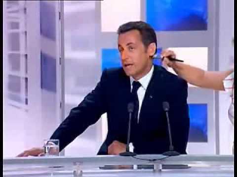 Sarkozy Sur Le