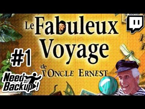 Walkthrough Live madeleine de Proust avec l'Oncle Ernest !