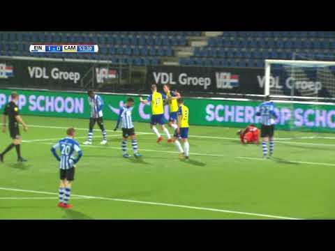 Samenvatting FC Eindhoven - SC Cambuur (27-11-2017)