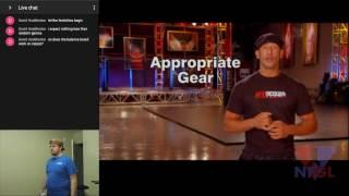 NFGL Live: UFC Personal Trainer (2011, Nintendo Wii)