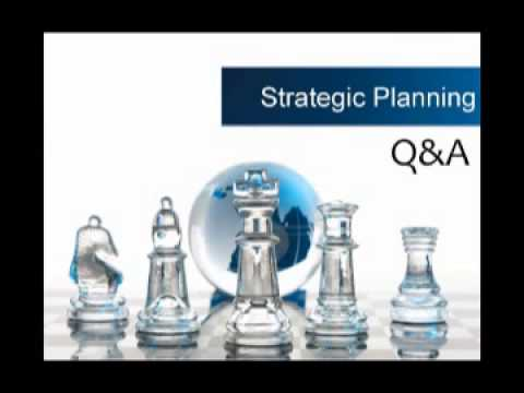 Title Topics:  Strategic Planning: Time to Act is Now