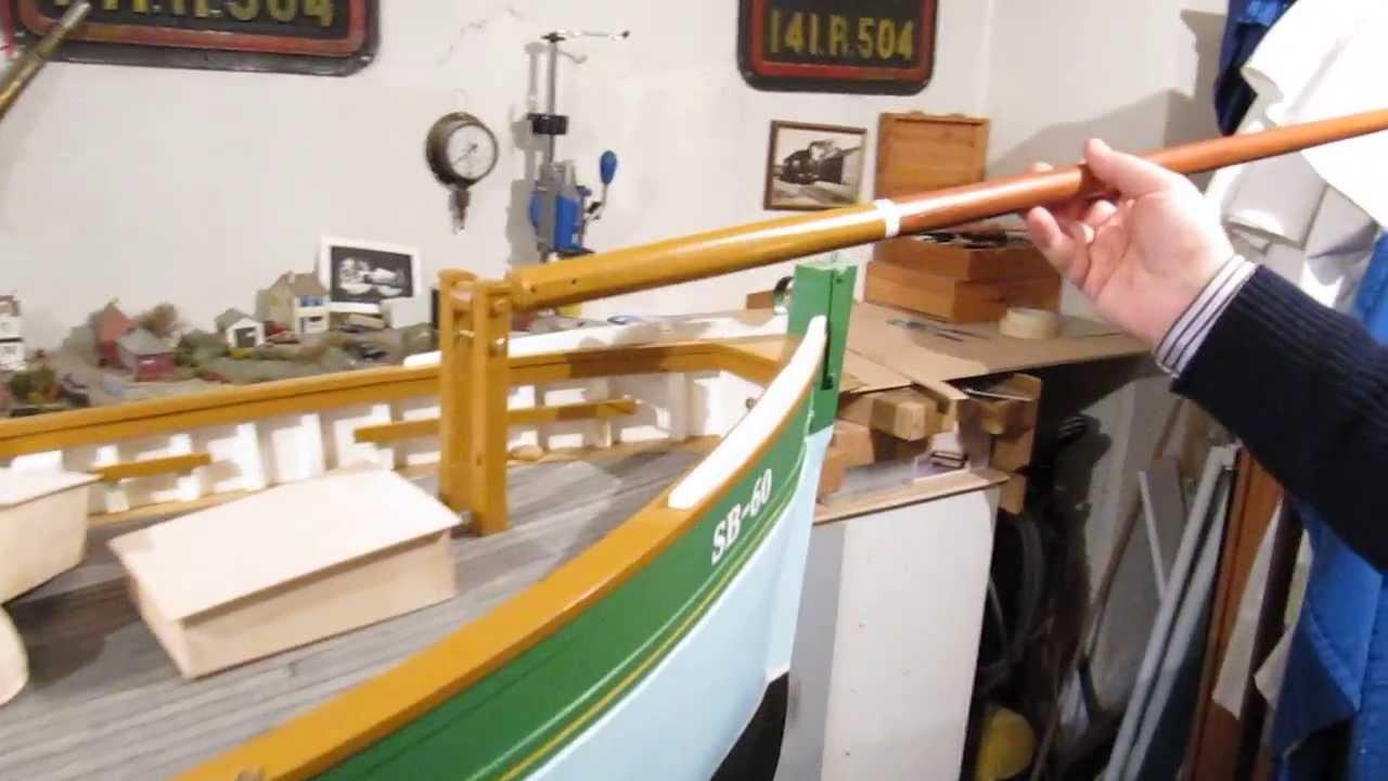 Le sloop d 39 erquy la sainte jeanne de didier mod lisme - Photo de voilier gratuite ...