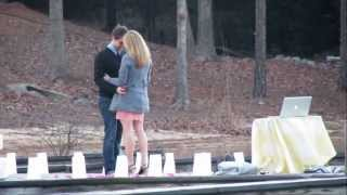TL & MB - Lakeside Proposal HD [March 2, 2013]