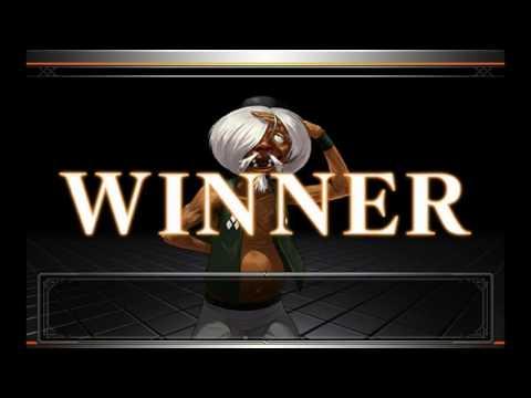 The King of Fighters-A 2012(F), CHIN VS MAXIMA, RYO, TERRY, KING, JEO, KIM, ASH