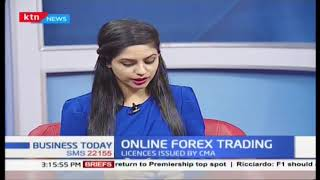 Online Forex Trading: licenses issued by Capital Market Authority (CMA)