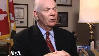 Сенатор Кардин о США и России(Бенджамин Кардин -- cенатор-демократ от штата Мэриленд, председатель Хельсинкской комиссии и инициатор..., 2012-05-11T15:01:38.000Z)