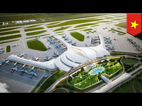 Vietnam's New International Airport To Open By 2025 - TomoNews