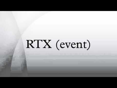 RTX (event)