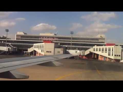 Tripoli international airport-Takeoff & Landing