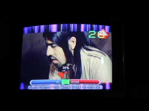 Umar Duzz (Mohabbat) On AAg Tv (Faris-Haris Productions).mp4