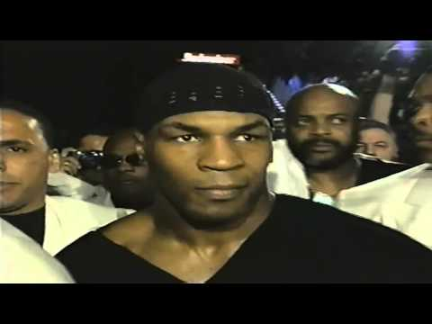 Best Boxing Entrance Ever Mike Tyson