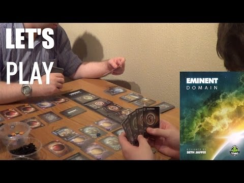 Let's Play Board Games!: #5 - Eminent Domain