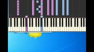 Mike & The Mechanics   All I Need Is A Miracle [Piano tutorial by Synthesia]