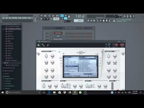Nexus Expansions how to add (PROBLEM SOLVED)  fxp in Fl studio Quick Tutorial