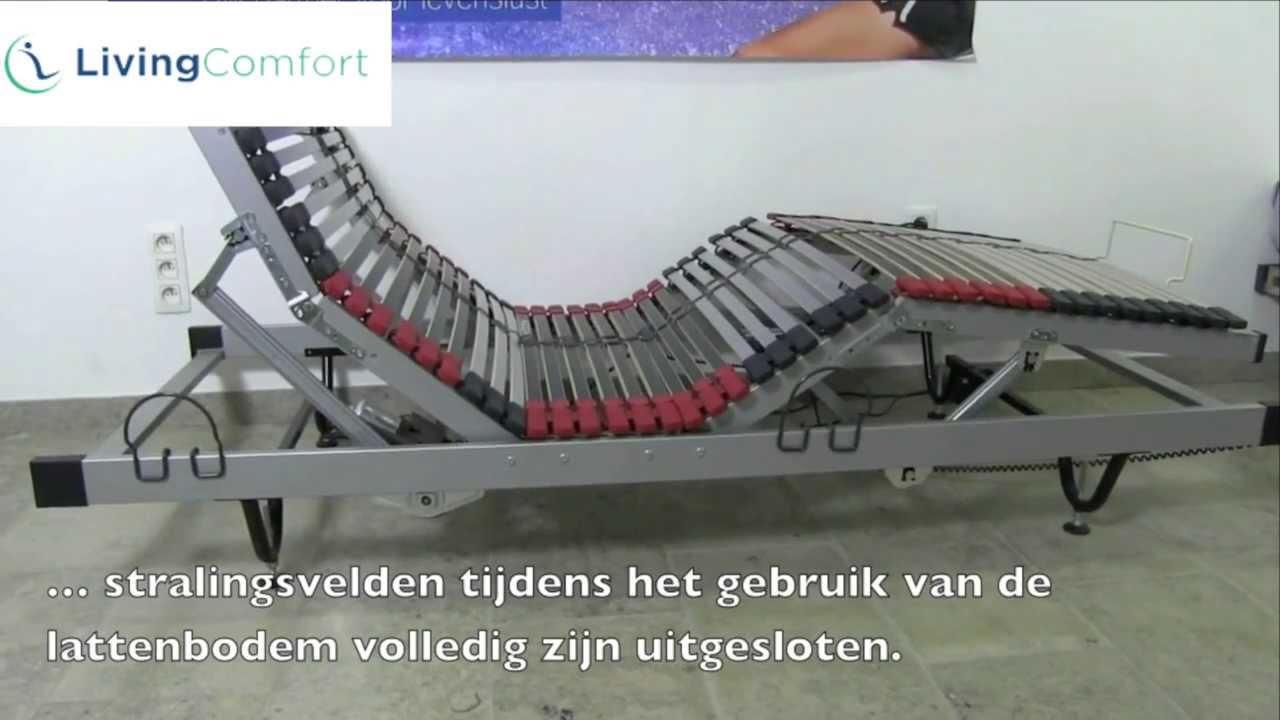 Living Comfort Lattenbodem Youtube