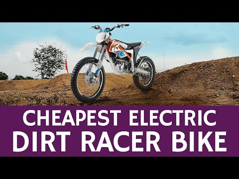Cheapest Dirt Bike for Off-Road Races: Electric KTM Freeride E