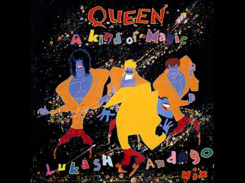 Queen - A Kind Of A Kind Of Magic