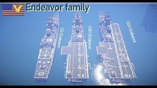 [Minecraft軍事部]魔改造!アメリバー合衆国海軍空母(?)紹介 Part1