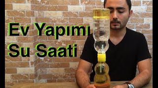 23.video - Ev Yapımı Su Saati , Kendin Yap , Homemade Water Clock , Diy