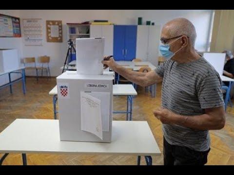 انتخابات في كرواتيا وسط انكماش اقتصادي حاد وارتفاع حالات الإصابة بكورونا  - 12:59-2020 / 7 / 5