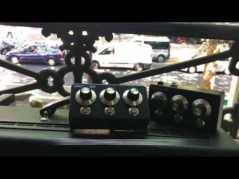 KRISCHER - Polyphonic Analog Synthesizer / BLACK EDITION