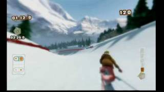 Shaun White Snowboarding - Road Trip! - Wii Balance Board TM Basic Controls