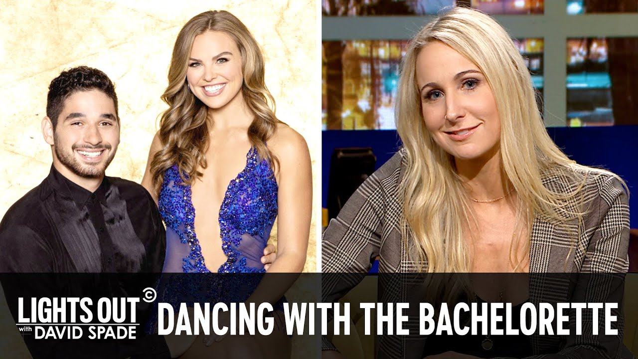 Did Hannah Brown Find Love on DWTS? (feat. Nikki Glaser) - Lights Out with David Spade