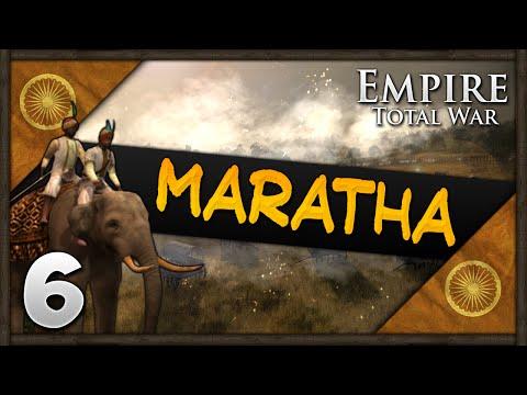Empire Total War: Darthmod - Maratha Confederacy Campaign #6 ~ Clash With A Pirate!