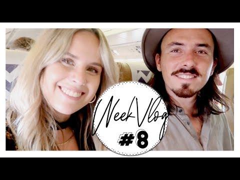 WEEKVLOG 8 / 48 Uur In Ibiza, Home Unboxing & Grote Blunder | Billie Rose