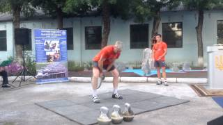 Weight-lifting: Сергій Шевченко
