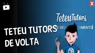 Video Teteu Tutors consegue seu canal de volta - Welington Tutoriais download MP3, 3GP, MP4, WEBM, AVI, FLV Agustus 2018