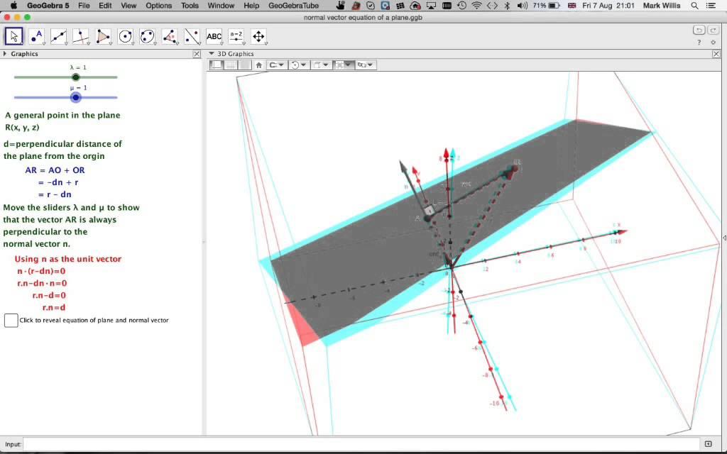 Geogebra 3D - pixlinoa's blog
