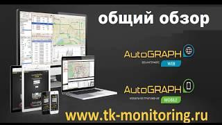 обучение АвтоГРАФ 5 WEB (Общий обзор)