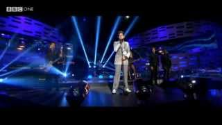 Adam Lambert - Never Close Our Eyes - Live on The Graham Norton Show