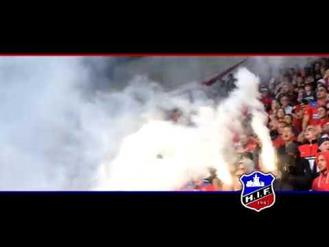 Helsingborgs IF - Örgryte IS 22.7.2017 Målfirande