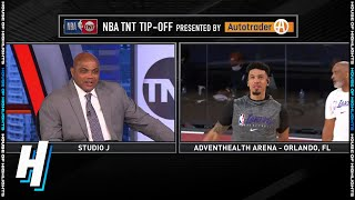 Danny Green Joins Inside the NBA - Game 3 | Lakers vs Nuggets | September 22, 2020 NBA Playoffs