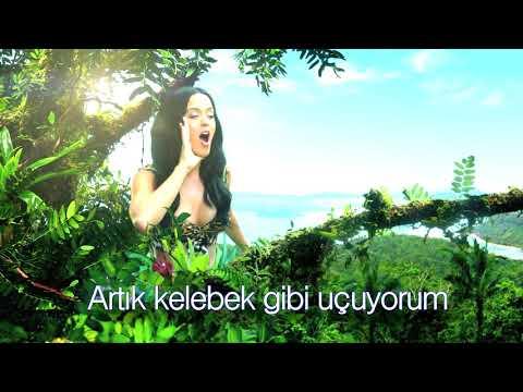 Katy Perry - Roar (Türkçe Çeviri / Lyrics)