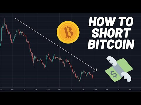 Shorting Bitcoin On Kraken