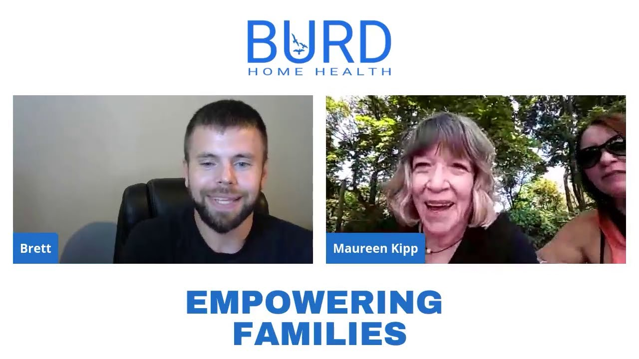 Maureen & Marcie's Experience with Burd Home Health