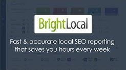 Local SEO Checkup: How to Use Bright Local to Improve Rankings