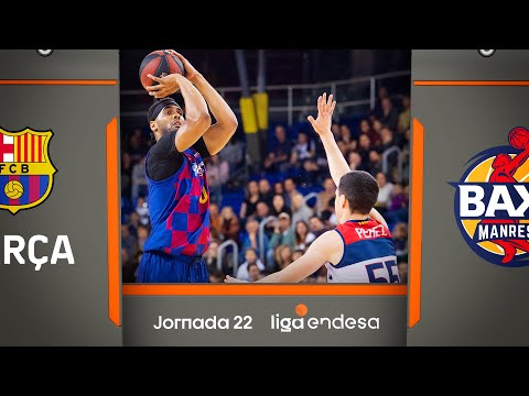 Barça - BAXI Manresa (86-74) RESUMEN | Liga Endesa 2019-20