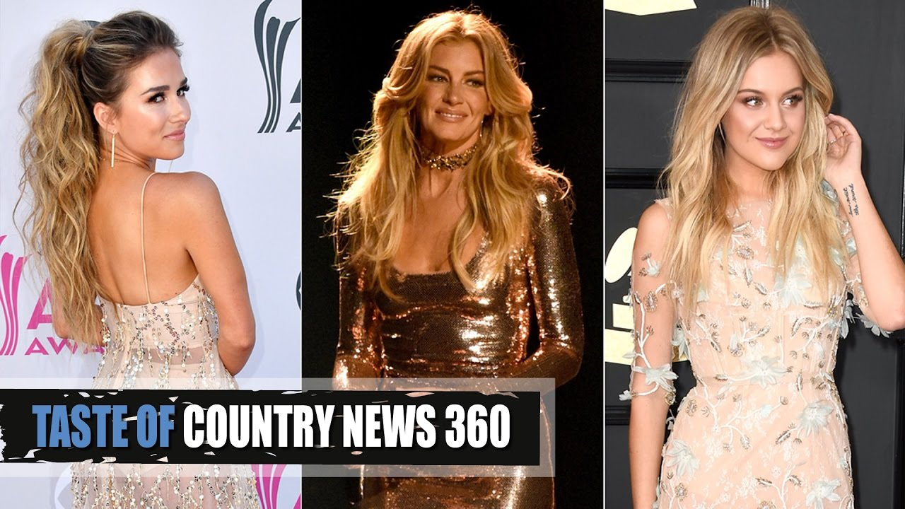 from Turner hottest women of country music