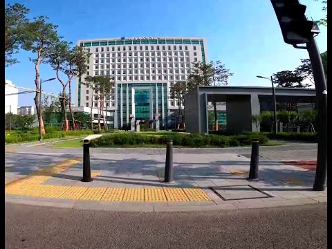 【4K】 Seoul tour 🚴 Seoul Eastern Legal Complex 🇰🇷 서울 투어 ⭐️ 서울