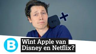 Videodienst Apple TV+: dit weten we tot nu toe