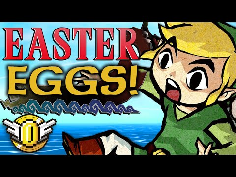 22 Easter Eggs in Legend of Zelda: The Wind Waker - Super Coin Crew