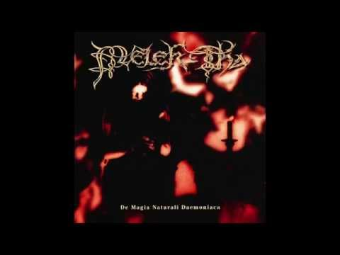 Melek-Tha - Diabolical Diatribes Hell On Earth Prelude