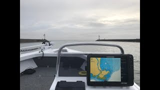 My first solo trip offshore chasing TUNA